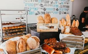 לחם חם מאפייה (צילום: אייל יסקי וויס,  יחסי ציבור )
