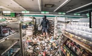 פוקושימה, בחודש שעבר (צילום: CNN)