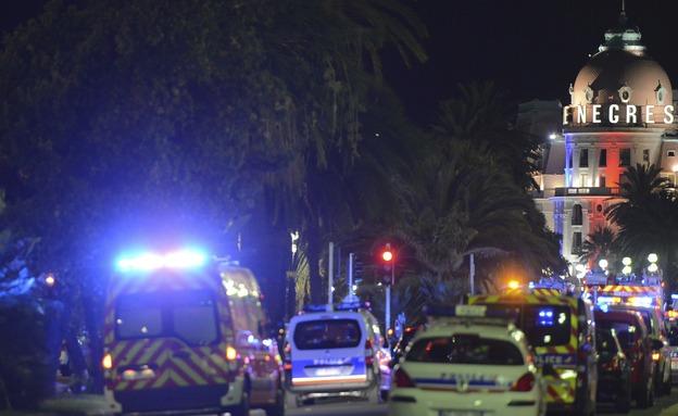 פיגוע ניס צרפת (צילום: חדשות 2)