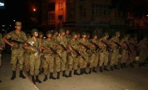 יותר מ-1,500 חיילים נעצרו