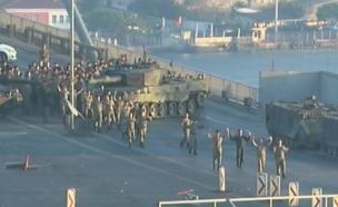 חיילים נכנעים בתורכיה