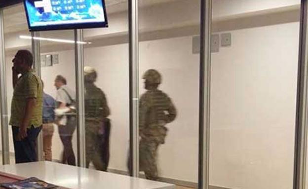 השתלטות הצבא על תחנת טלוויזיה