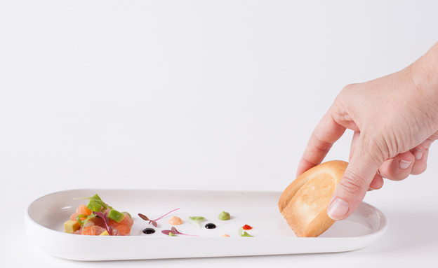 לחם של דניאל אמיר (צילום: עמית אופק)