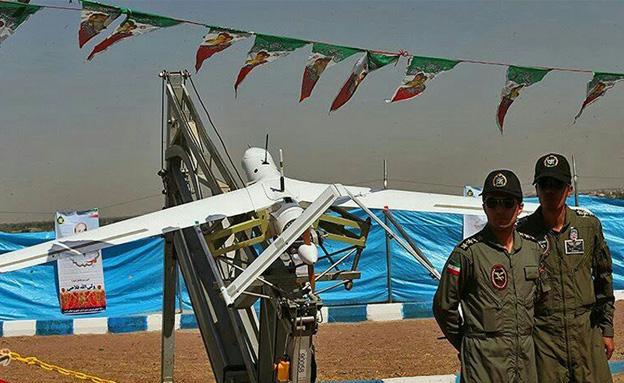 כלי טיס סורי שהופל