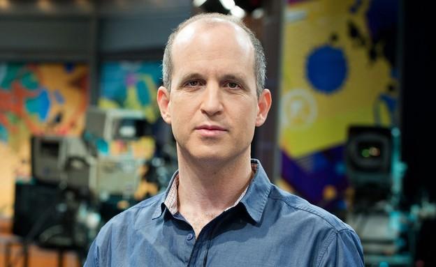 אלדד קובלנץ (צילום: איה אפרים, הטלוויזיה החינוכית)