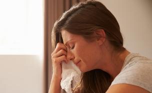 מותר להיות עצובים (צילום: Shutterstock/Monkey Business Images)