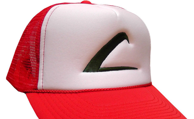 פוקימון כובע מאמנים (צילום: אמאזון)