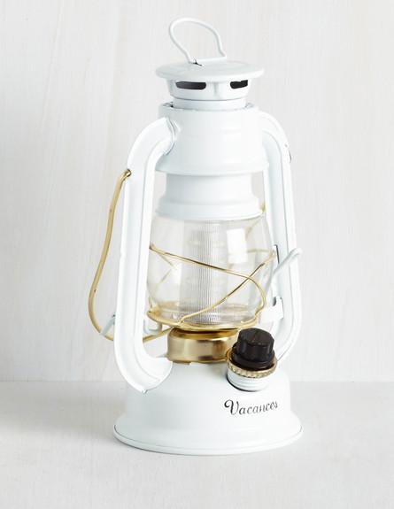מנורת עששית, מחיר- 116 שקל (צילום: modcloth.com)