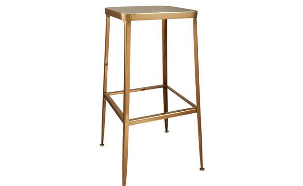 כיסא בר, מחיר-824 שקל (צילום: cb2.com)