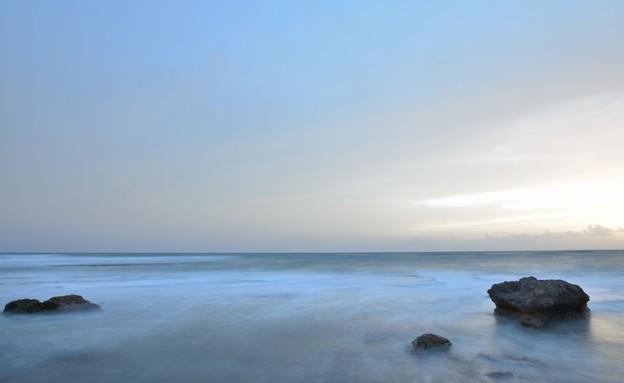 חוף מכמורת (צילום: גיא גבע, זווית)