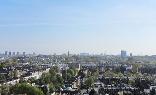 הנוף מהמרפסת (צילום: צילום ביתי)