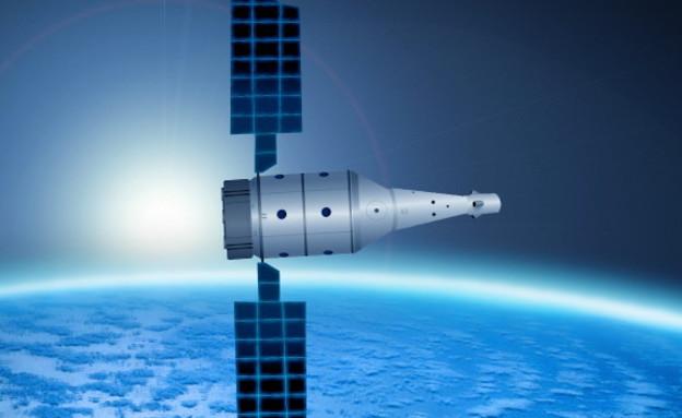 אלמאז - חללית (צילום: wikipedia.org)