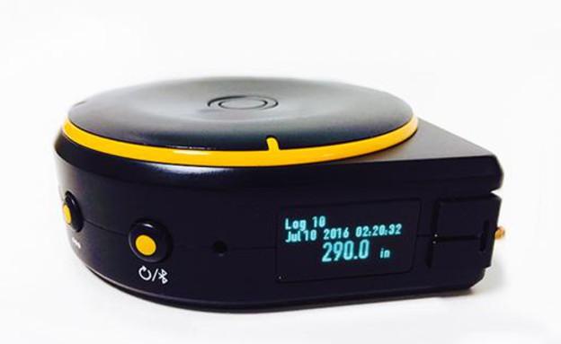 החמישייה 26.7, מכשיר מדידה בייגל (צילום: קיקסטארטר)