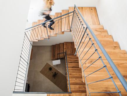 שלומית גליקס, מדרגות