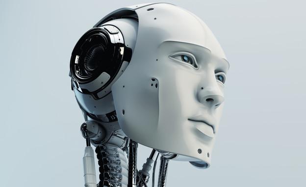 רובוט (צילום: ShutterStock)