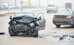 תאונת דרכים (צילום: Shutterstock)