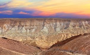 המכתש הגדול (צילום: Protasov AN, Shutterstock)