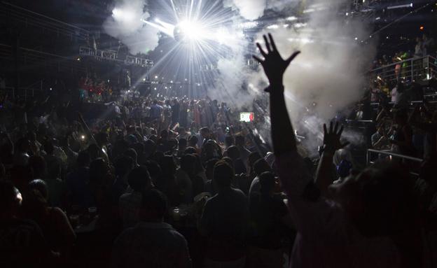 מועדון לילה, אילוסטרציה (צילום: רויטרס)