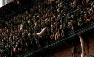יציע הבובות, מייצג אמנותי בוונצואלה (צילום: חדשות 2)