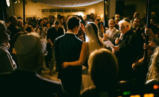 """חתונה ב""""הוויה"""" (צילום: Noa Papi Kedmi)"""