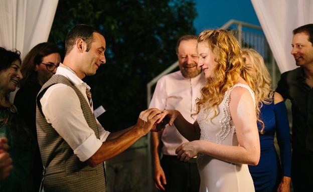 """חתונה ב""""הוויה"""" (צילום: נעה מגר)"""