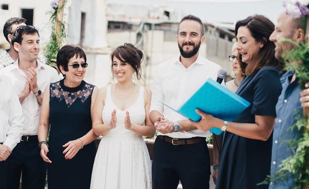 """חתונה ב""""הוויה"""" (צילום: סטודיו פינגווין)"""