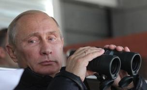ולדימיר פוטין (צילום: Gettyimages IL)