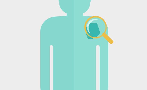 בדיקות לגילוי מוקדם של סרטן (איור: mako)