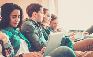 סטודנטים (אילוסטרציה: Shutterstock)