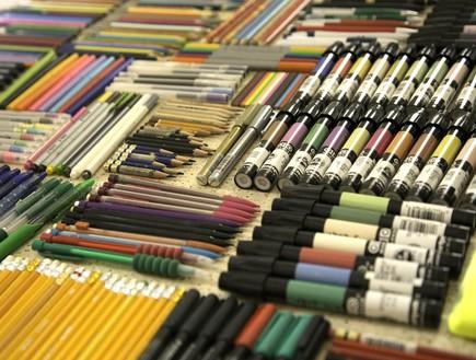 אוספי מעצבים, כלי_כתיבה2-מיכל_דרעי-וימן (צילום: מיכל דרעי-וימן)