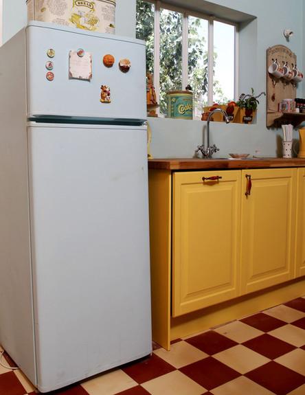 שיפוץ מטבח  (צילום: עודד קרני ואלי גרוס)