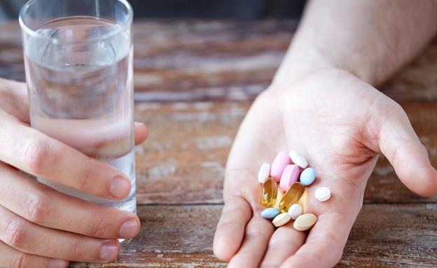 ויטמינים (צילום: Syda Productions, Shutterstock)