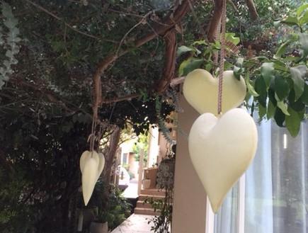 אוספים, לבבות, אילנית בארי (צילום: אילנית בארי)