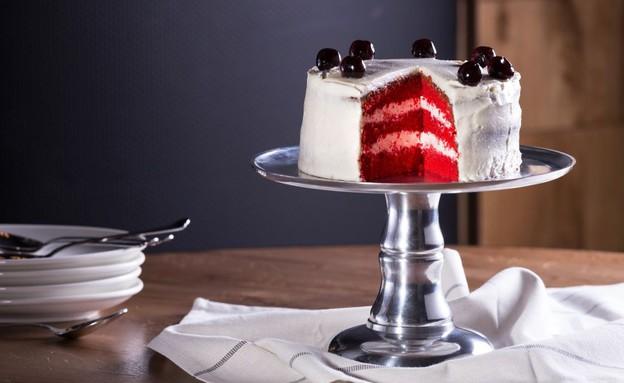 טיטו רד ולווט עוגה  (צילום: שרית גופן,  יחסי ציבור )