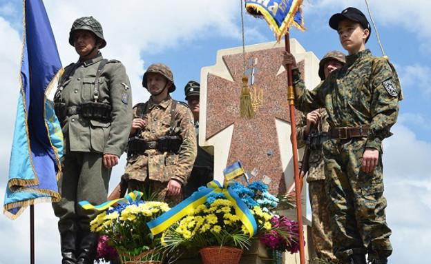 לוויה באוקראינה (צילום: news-front.info)
