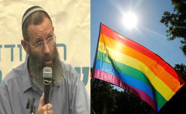 רוב הישראלים מתנגדים לדבריו של הרב לווינ (צילום: רויטרס, יובל גינצבורג)