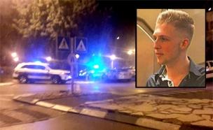 דניאל חייקין בן 19 חייל, שוד (צילום: משטרת ישראל, באדיבות המשפחה)