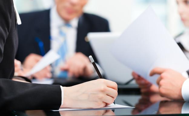 עורכי דין (אילוסטרציה: Shutterstock)