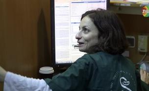 """זה מה שקורה כשאמא היא הבוס (צילום: מתוך """"המתמחים"""", שידורי קשת)"""