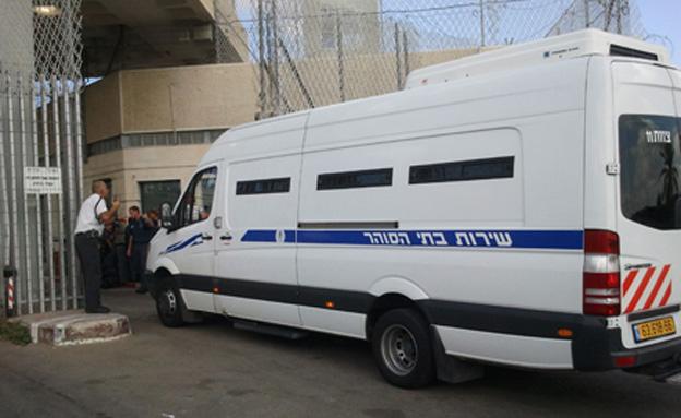 פעילות דרמטית של שירות בתי הסוהר (צילום: עזרי עמרם, חדשות 2)