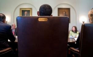 חוגג יום הולדת נשיאותי אחרון (צילום: Pete Souze, The White House)
