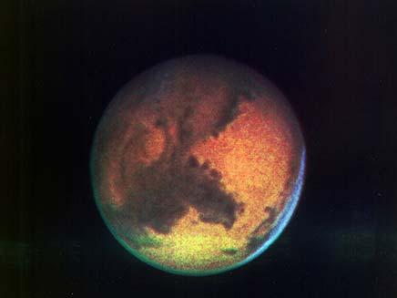 מאדים (צילום: חדשות 2)
