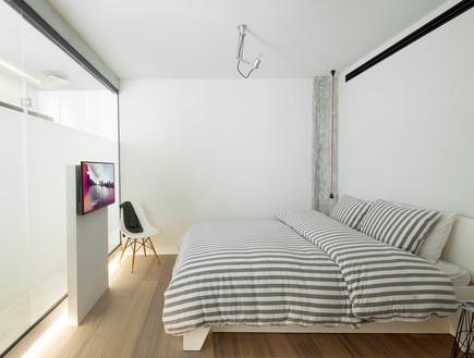מעיין גבאי, חדר הורים (צילום: גדעון לוין)