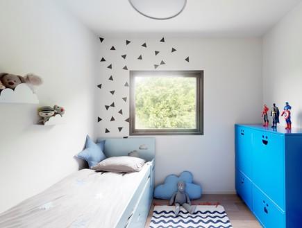 מעיין גבאי, חדר ילד (צילום: גדעון לוין)