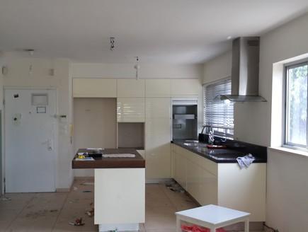 מעיין גבאי, מטבח לפני, צילום ביתי (2) (צילום: ביתי)