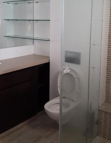 מעיין גבאי, מקלחת הורים לפני, צילום ביתי (2) (צילום: ביתי)