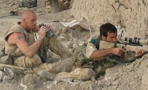 הצבא הבריטי באפניגסטן (צילום: Channel 4)