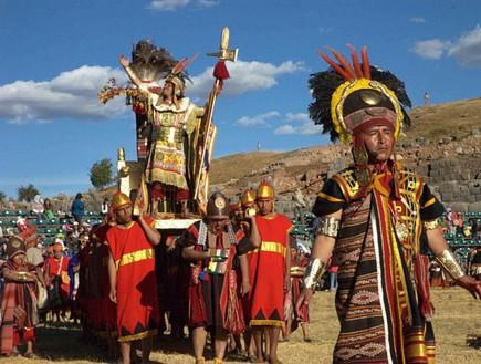 הכירו את שבט האינקה | המשימה: אמזונס