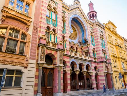שונות בתי הכנסת היפים בעולם NL-52