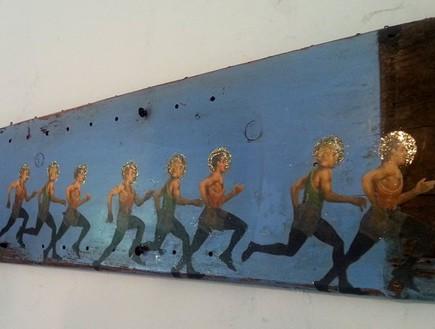 אמניות מיחזור, עבודה של שילה אורינגר